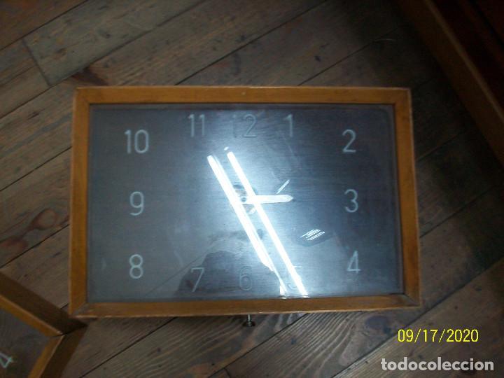 Relojes de pared: PAREJA DE RELOJES- FUNCIONAN - Foto 3 - 218037051