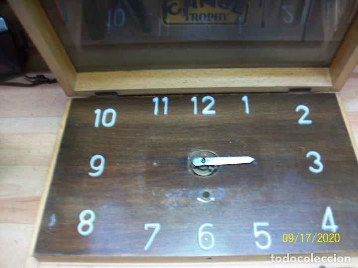 Relojes de pared: PAREJA DE RELOJES- FUNCIONAN - Foto 8 - 218037051