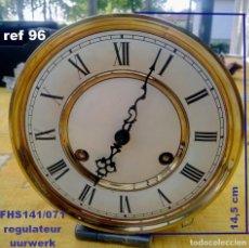 Relojes de pared: FHS 141/071 GOBERNADOR MAQUINA DE PARED DE REPUESTO, REF 96 MÁQUINA EN EL ASIENTO QUE FUNCIONA BIEN,. Lote 218173837