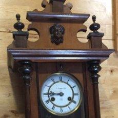 Wall clocks: RELOJ DE PARED COPPEL 1º. Lote 218641956
