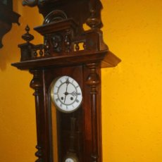 Relojes de pared: RELOJ DE PARED ANTIGUO. Lote 218711798
