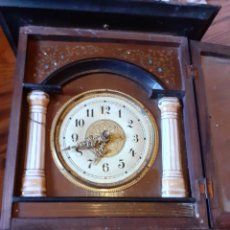 Relojes de pared: RELOJ RATERA. Lote 218798541