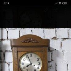 Relojes de pared: RELOJ IMPERATOR BRUXELLES. Lote 219142091
