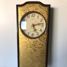 Relojes de pared: RELOJ SEIKO DE PARED VINTAGE. Lote 220898267