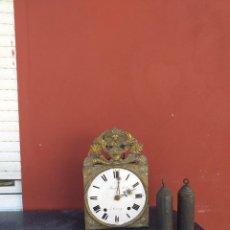 Horloges murales: RELOJ MOREZ. Lote 221144852