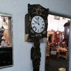 Relojes de pared: RELOJ AUTÓMATA DE PÉNDULO REAL. Lote 221245768