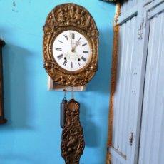 Relojes de pared: RELOJ DE PÉNDULO REAL. Lote 221247261