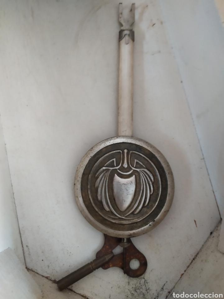 Relojes de pared: reloj antiguo cacao suchard muy raro funciona - Foto 5 - 221507735