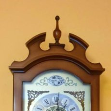 Relojes de pared: RELOJ ANTIGUO PARED. Lote 221548192