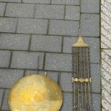 Relojes de pared: ANTIGUO PÉNDULO PARA MONTAR. Lote 221649197