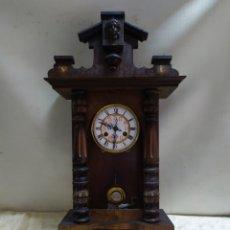 Relojes de pared: ANTIGUO RELOJ ALFONSINO SIGLO XIX. Lote 221720627