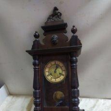 Relojes de pared: ANTIGUO RELOJ ALFONSINO SIGLO XIX. Lote 221720977