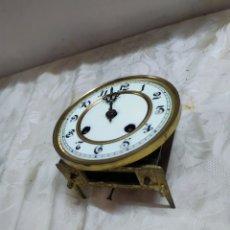 Relojes de pared: ANTIGUA MAQUINARIA DE RELOJ SIGLO XIX. Lote 221721611