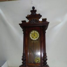 Relojes de pared: GRAN RELOJ ALFONSINO SIGLO XIX. Lote 221722351