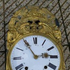Relojes de pared: PRECIOSO RELOJ ANTIGUO. Lote 221759221