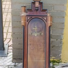 Relojes de pared: PRECIOSA CAJA DE RELOJ. Lote 221768508