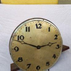 Relojes de pared: ANTIQUÍSIMA MAQUINARIA DE 8 MARTILLOS. Lote 222172866