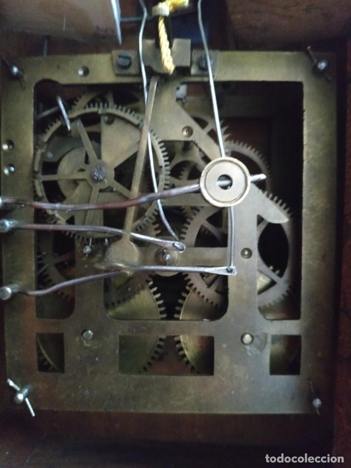 Relojes de pared: Reloj antiguo de pared selva negra - Foto 23 - 222409847
