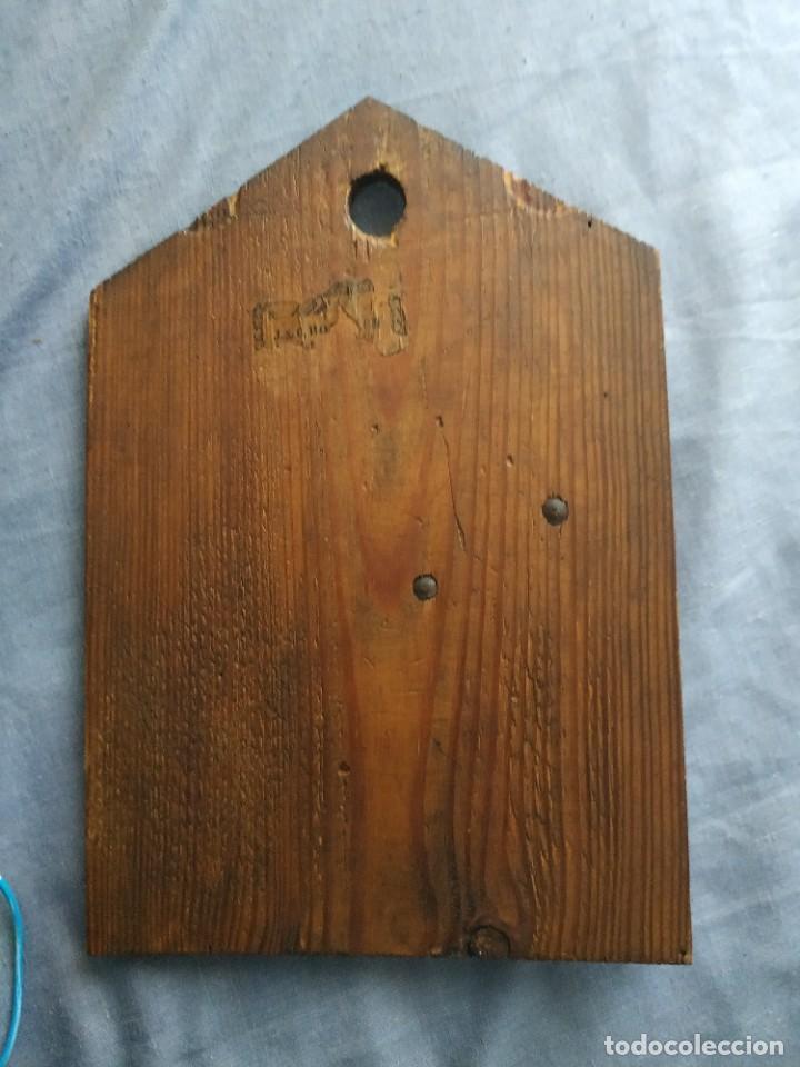 Relojes de pared: Reloj antiguo de pared selva negra - Foto 26 - 222409847
