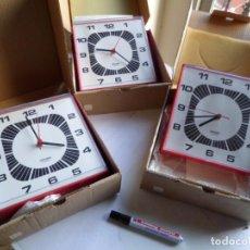 Relojes de pared: RELOJ DE COCINA ELECTRICO. Lote 222612645