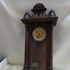 Relojes de pared: ANTIGUO RELOJ ALFONSINO SIGLO XIX. Lote 222836861