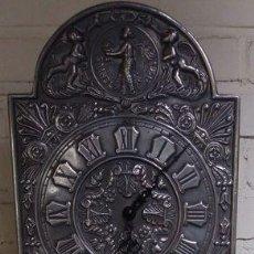 Relojes de pared: RELOJ MECÁNICO DE PÉNDULO ALEMÁN PRINCIPIOS SIGLO XX. Lote 223680100