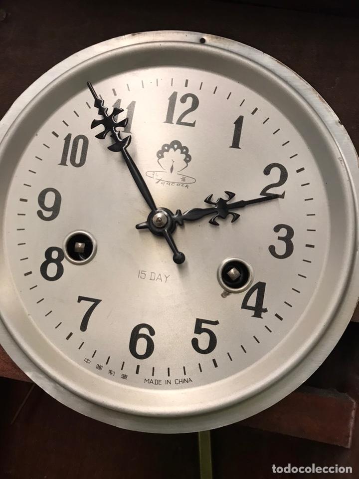 Relojes de pared: RELOJ DE PAREJ CHINO - Foto 6 - 223954837