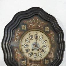 Relojes de pared: RELOJ OJO DE BUEY. Lote 224357751