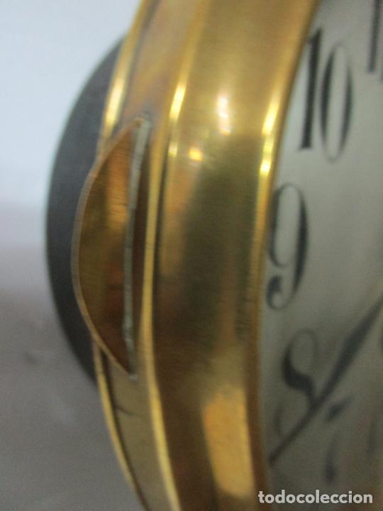 Relojes de pared: Antiguo Reloj de Barco - Marca Junghans - Reloj Pared - Funciona - Años 20-30 - Foto 5 - 225308272