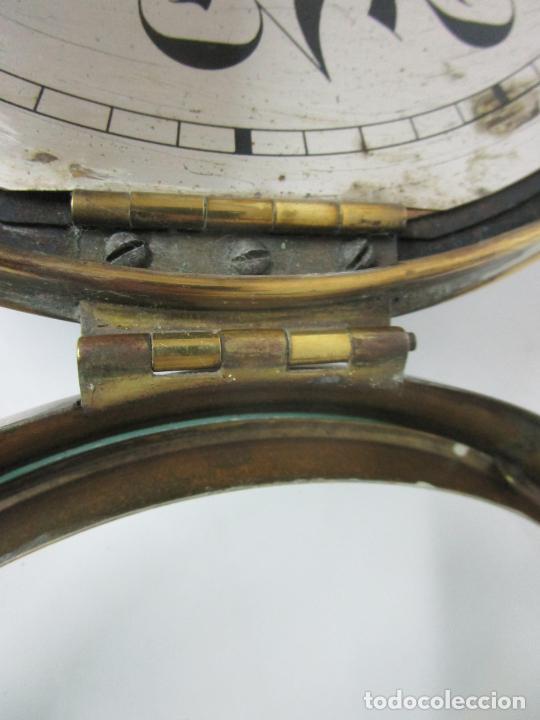 Relojes de pared: Antiguo Reloj de Barco - Marca Junghans - Reloj Pared - Funciona - Años 20-30 - Foto 15 - 225308272