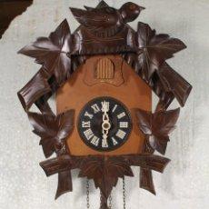Relojes de pared: RELOJ CUCO ANTIGUO DE PARED. Lote 244632835
