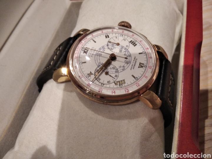 Relojes de pared: Reloj crono Dogma. De gran tamaño 38 mm Cauny citizen Duward seiko - Foto 5 - 226128048