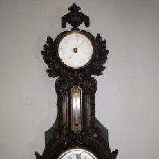 Relojes de pared: RELOJ CARTEL FRANCES ANTIGUO. Lote 226559300