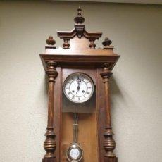 Relojes de pared: RELOJ DE PARED ALFONSINO. Lote 227261725