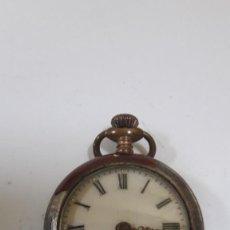 Relojes de pared: RELOJ DE BOLSILLO VON ESMALTE (4934). Lote 228120115
