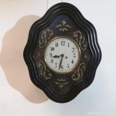 Relojes de pared: RELOJ OJO DE BUEY. Lote 228273690