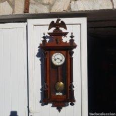 Relojes de pared: ANTIGUO RELOJ DE PARED. Lote 229174515