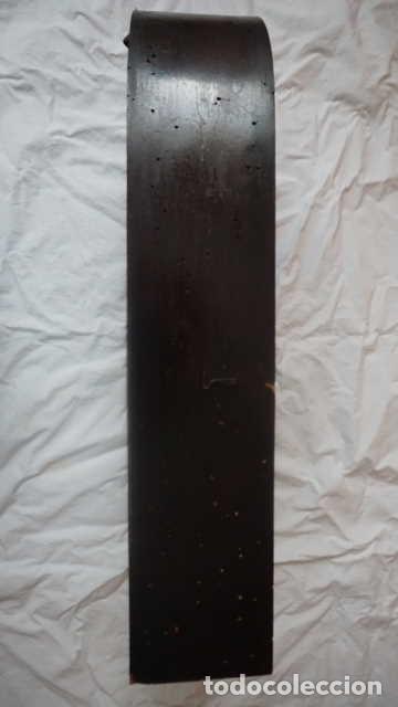 Relojes de pared: ANTIGUO RELOJ DE PARED CON LLAVE - Foto 4 - 229304525