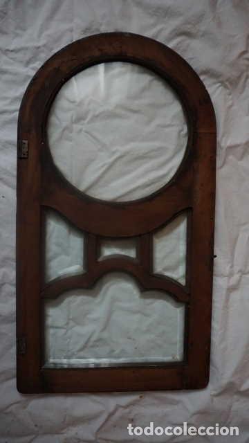 Relojes de pared: ANTIGUO RELOJ DE PARED CON LLAVE - Foto 7 - 229304525