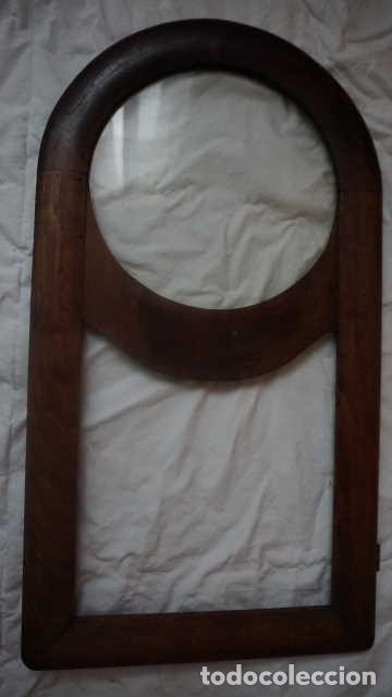 Relojes de pared: ANTIGUO RELOJ DE PARED CON LLAVE - Foto 8 - 229304525