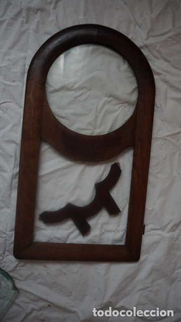 Relojes de pared: ANTIGUO RELOJ DE PARED CON LLAVE - Foto 9 - 229304525