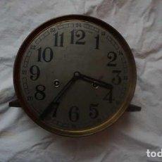 Relojes de pared: ANTIGUO RELOJ DE PARED CON LLAVE. Lote 229304525