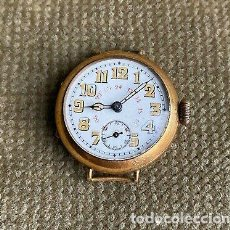 Relojes de pared: RELOJ MILITAR CUERDA 1915. Lote 229535425