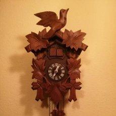 Relojes de pared: RELOJ CUCU-CUCO MADE IN GERMANY(SELVA NEGRA).. Lote 230085290