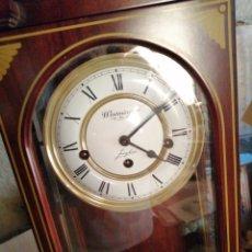 Relógios de parede: RELOJ DE PARED MARCA WESTMINSTER. Lote 230210625
