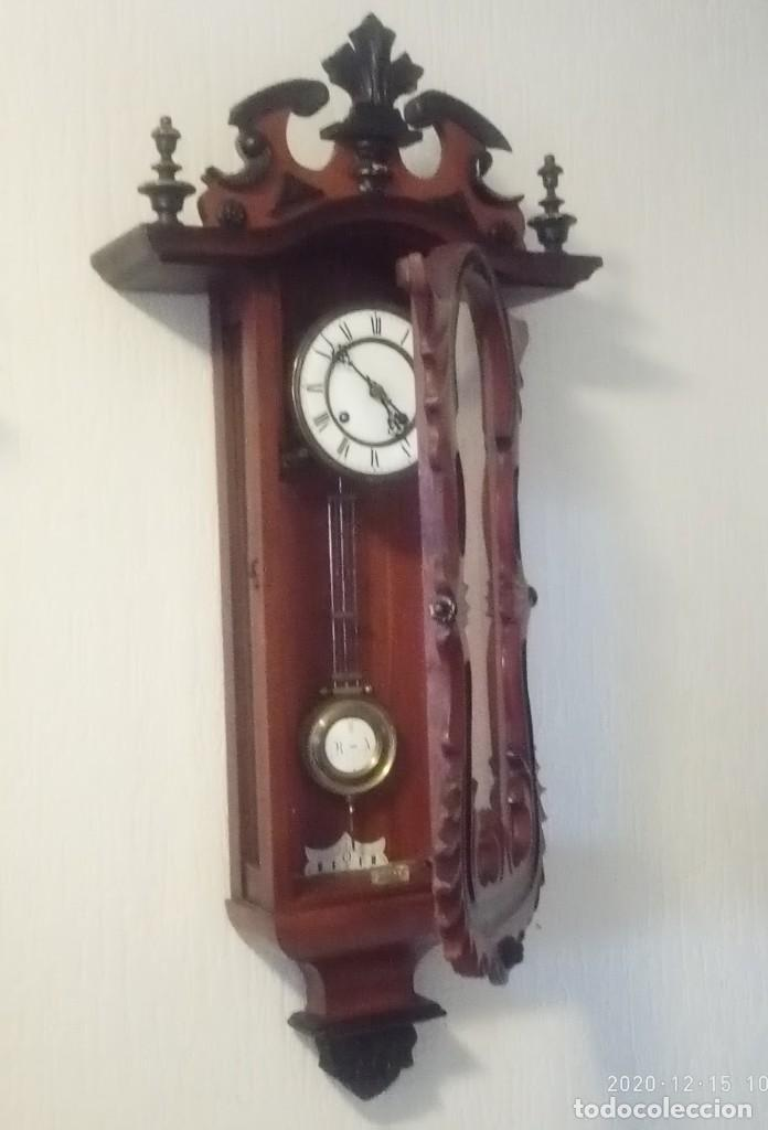 Relojes de pared: Reloj de pared estilo Biedermeier - Foto 7 - 230611170