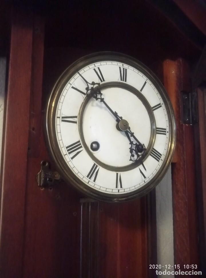 Relojes de pared: Reloj de pared estilo Biedermeier - Foto 9 - 230611170