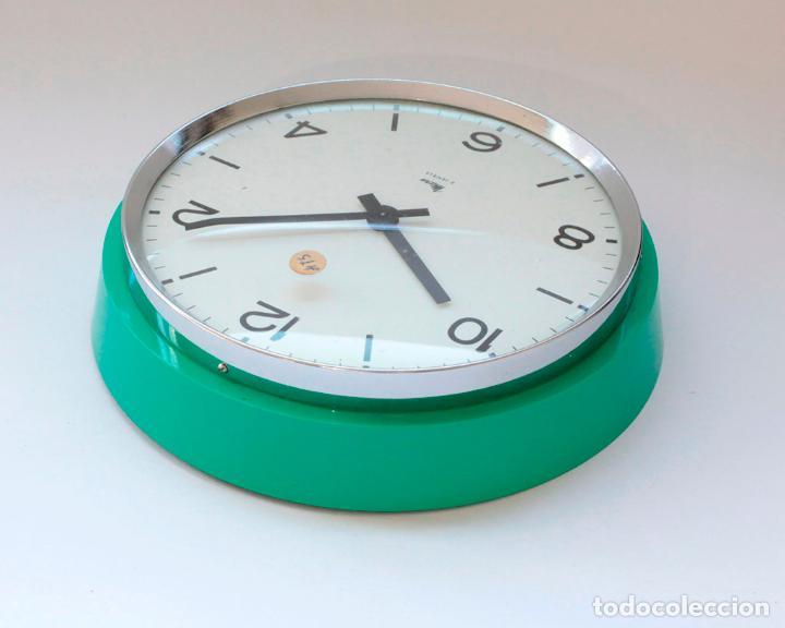 Relojes de pared: Reloj vintage de cocina o pared Micro mecánico, Nuevo de antiguo stock! NO Funciona - Foto 4 - 231224875