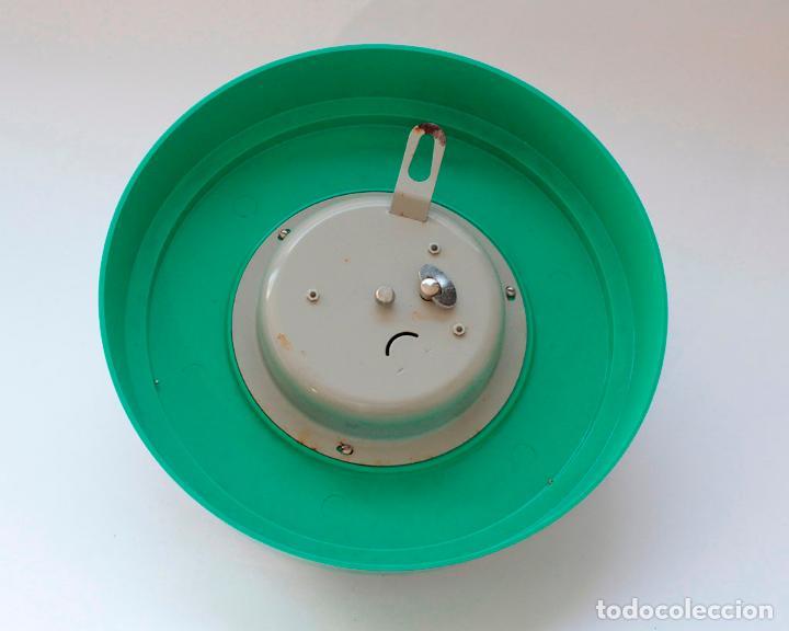 Relojes de pared: Reloj vintage de cocina o pared Micro mecánico, Nuevo de antiguo stock! NO Funciona - Foto 5 - 231224875