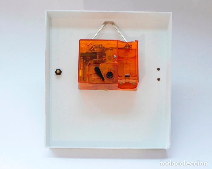 Relojes de pared: Reloj vintage de cocina o pared Gong electromecánico, Nuevo de antiguo stock! Funciona y se para - Foto 6 - 231230410